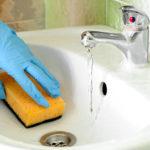 洗面台の排水口のサビを落としたい!綺麗にするために役立つアイテム